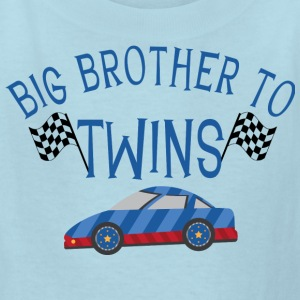 Big Brother To Twins - Kids' T-Shirt