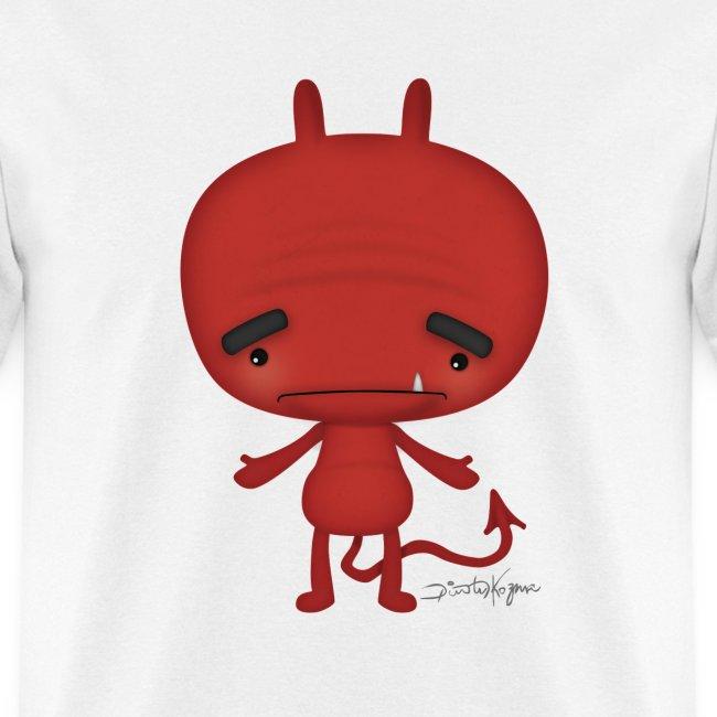 Martin the little devil - My Sweetheart - Men Tshirt