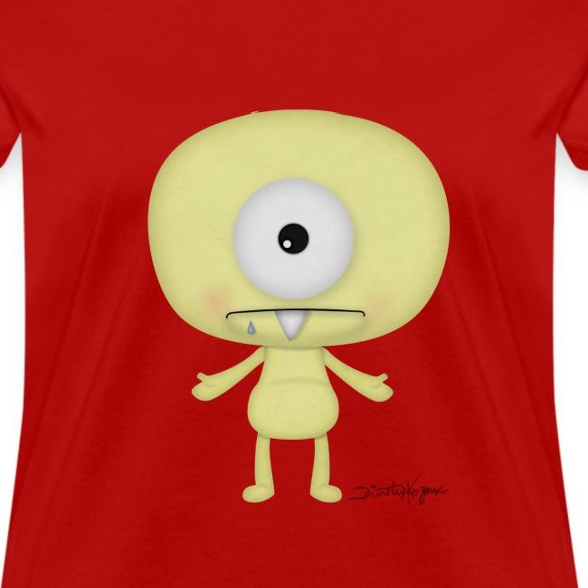 Cyclops - My Sweetheart - Woman Tshirt