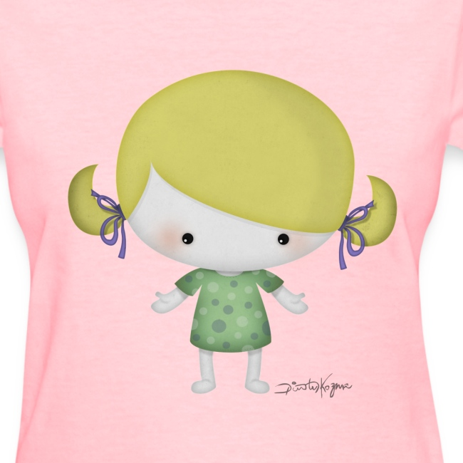 Nathalia - My Sweetheart - Woman Tshirt