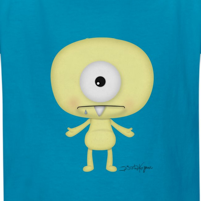 Cyclops - My Sweetheart - Kids Tshirt