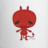 Design ~ Angel and Devil Mug - Both Sides