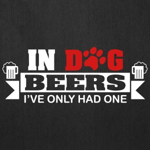 In dog beers I've only had one Bags & backpacks - Tote Bag