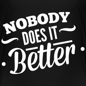 MD -  Nobody Better Baby & Toddler Shirts - Toddler Premium T-Shirt