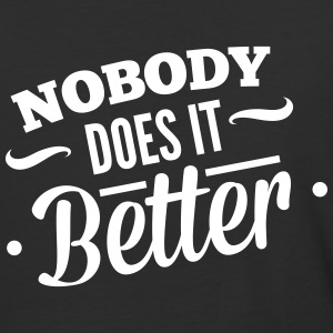 MD -  Nobody Better T-Shirts - Baseball T-Shirt