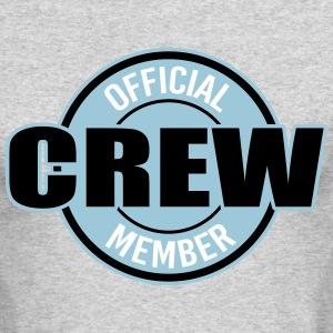 Official Crew Memeber Long Sleeve Shirts - Men's Long Sleeve T-Shirt by Next Level