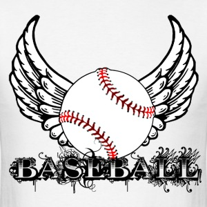 Baseball Wings T-Shirts - Men's T-Shirt