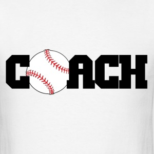 Baseball Coach T-Shirts - Men's T-Shirt