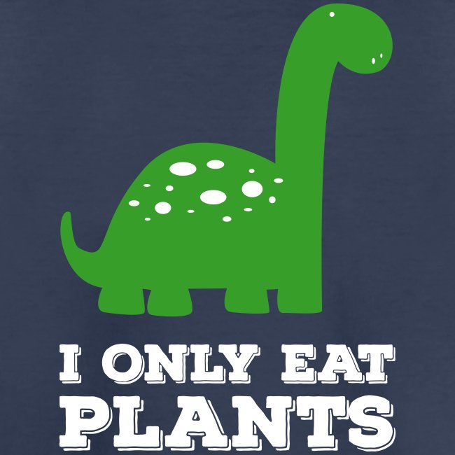 I Only Eat Plants - Kids Tee
