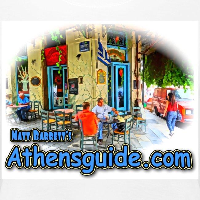 Athensguide Ouzeri (women)