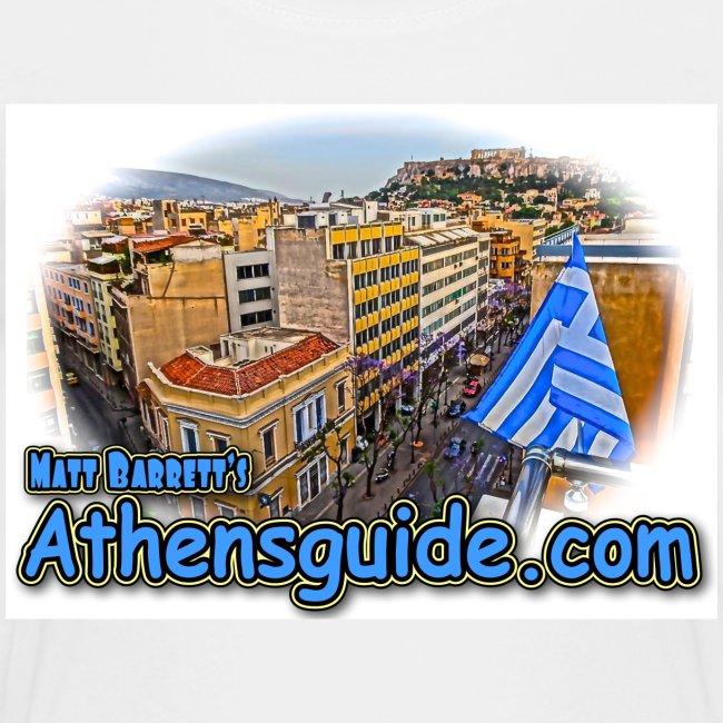 Athensguide Attalos View (kids)