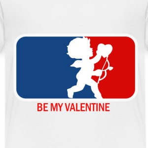 Be my Valentine - Toddler Premium T-Shirt
