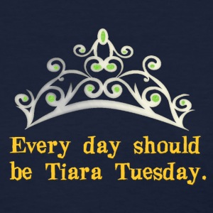 Tiara Tuesday Women's T-Shirt no skull - Women's T-Shirt