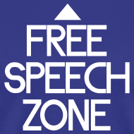 Design ~ Free speech zone