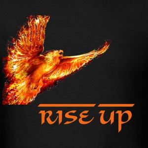 Rise Up - Men's T-Shirt