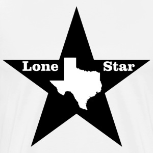 Texas Lone Star State T-Shirt - Men's Premium T-Shirt