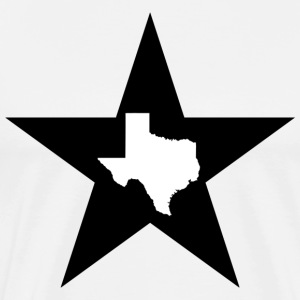 Texas Big Lone Star State T-Shirt - Men's Premium T-Shirt