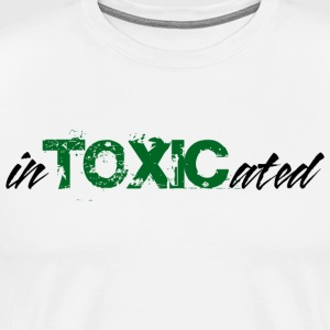 inTOXICated T-Shirt from U.S. Custom Ink - Men's Premium T-Shirt