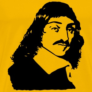 descartes T-Shirts - Men's Premium T-Shirt