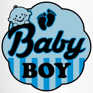 baby boy Mugs & Drinkware - Travel Mug