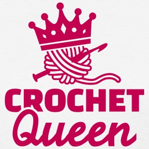 Crochet Queen Women's T-Shirts - Women's T-Shirt