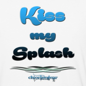 Kiss my Splash T-Shirts - Baseball T-Shirt