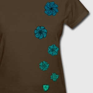 Transforming Flowers Women's T-Shirts - Women's T-Shirt