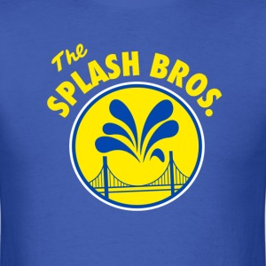 Splash Bros. T-Shirts - Men's T-Shirt
