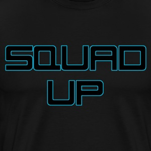 Squad up (male) - Men's Premium T-Shirt