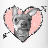 Design ~ Tuna Heart Travel Mug