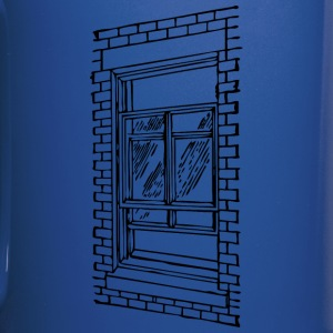 Double Hung Window - Full Color Mug