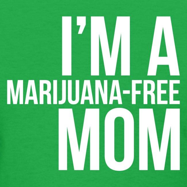 Marijuana-Free Mom