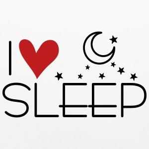 I LOVE SLEEP Pillowcase - Pillowcase
