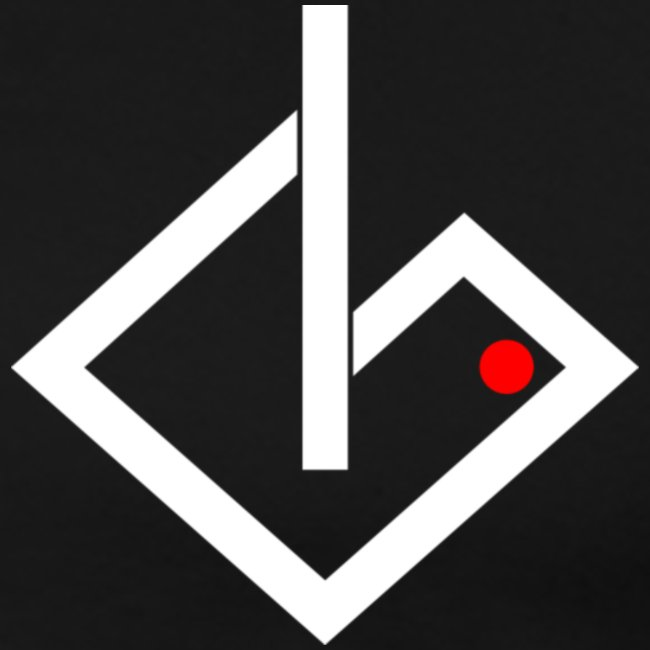 Always On White/Red Logo - Extended Sizes & Colors