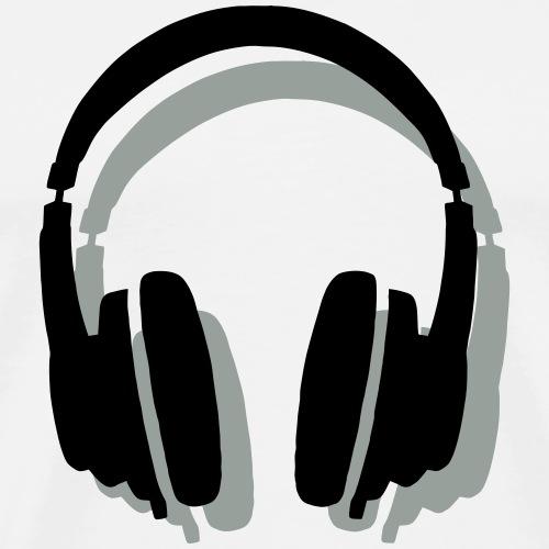 Headphones Shadow