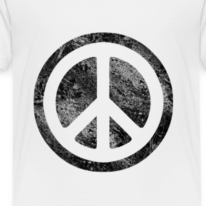 Peace Symbol-Dissd - Toddler Premium T-Shirt