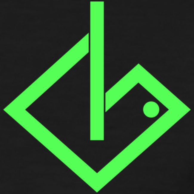 Always On - Green Logo Women's