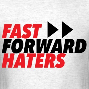 REDfastforwardhaters T-Shirts - Men's T-Shirt