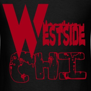 WESTSIDE OF CHICAGO DESIGN - Men's T-Shirt