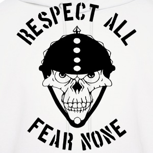 Respect All - Men's Hoodie