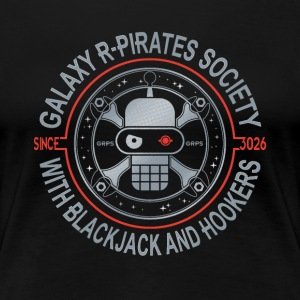 R-PIRATES - Women's Premium T-Shirt