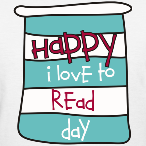 Happy I Love to Read Day