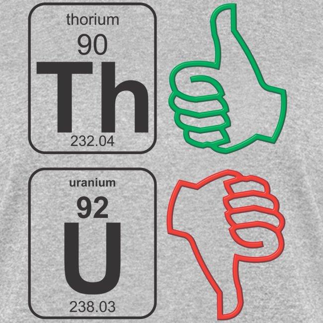 Thorium Uranium Thumbs f