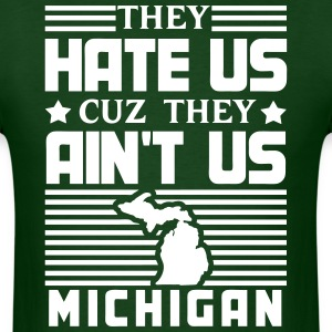 Hate Us Cuz They Ain't Us T-Shirts - Men's T-Shirt