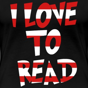 Love to Read - Teachers T-Shirts Women's T-Shirts - Women's Premium T-Shirt