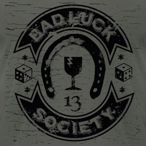 Bad Luck Society T-Shirts - Men's T-Shirt by American Apparel