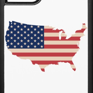 United States Flag - iPhone 6/6s Rubber Case