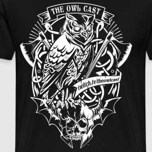 TomaOwl - Men's Premium T-Shirt
