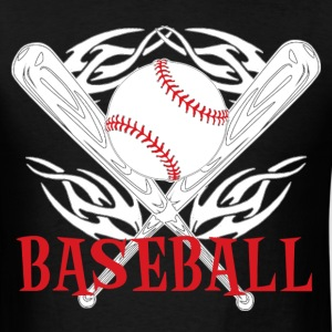 Baseball Tribal T-Shirts - Men's T-Shirt