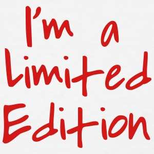 I'm a limited edition - Women's T-Shirt